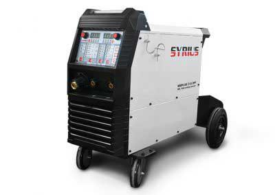 SYRIUS MIGPULSE 316 DPP MIG/MAG hegesztőgép