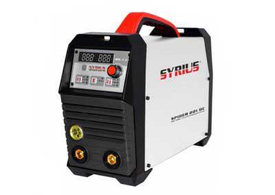 SYRIUS SPIDER 201 DC MIG/MAG, MMA, TIG LIFT többfunkciós hegesztőgép