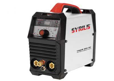 SYRIUS TIGER 201DC AWI Pulse hegesztőgép