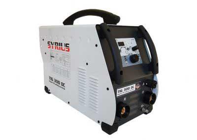 SYRIUS TIG 300DC HF AWI hegesztőgép