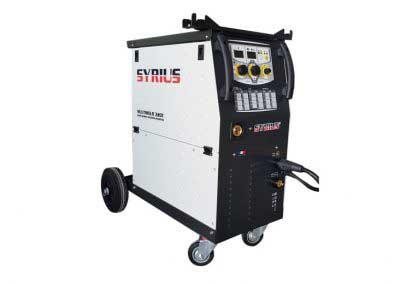 SYRIUS MULTIWELD 320T MIG/MAG fogyóelektródás hegesztőgép