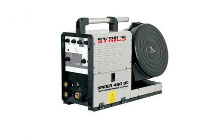 SYRIUS SPIDER 400 DC MIG/MAG fogyóelektródás hegesztőgép