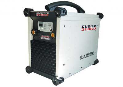 SYRIUS FLEX 280 CELL (MMA) bevontelektródás hegesztőgép
