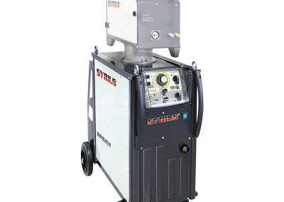 SYRIUS HEAVYMIG 500WS MIG/MAG szinergikus hegesztőgép