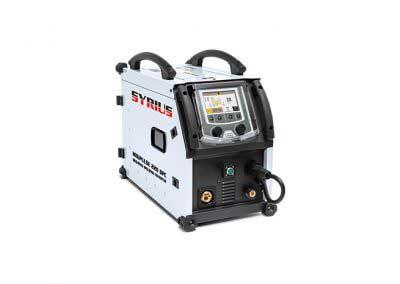 SYRIUS MIGPULSE 220 DPC MIG/MAG hegesztőgép