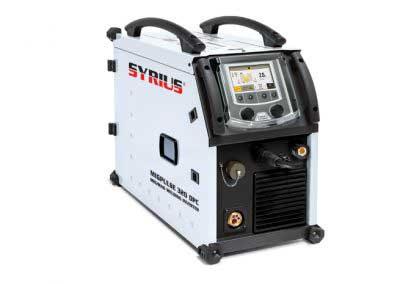 SYRIUS MIGPULSE 320 DPC MIG/MAG hegesztőgép