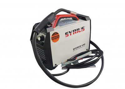 SYRIUS SPIDER 120 MIG/MAG portöltetű hegesztőgép