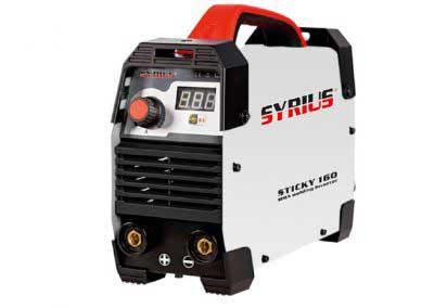 SYRIUS STICKY 160 (MMA) bevontelektródás hegesztőgép