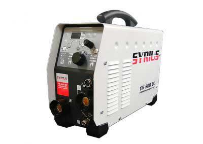 SYRIUS TIG 200 DC HF AWI hegesztőgép