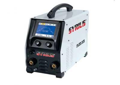 SYRIUS TIG 220 AC/DC AWI hegesztőgép