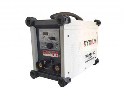 SYRIUS TIG 220 DC HF AWI hegesztőgép