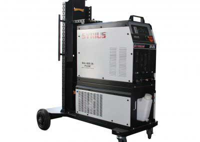 SYRIUS WIG 400 DC Pulse AWI hegesztőgép