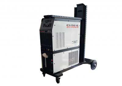 SYRIUS WIG 501 AC/DC PULSE AWI hegesztőgép