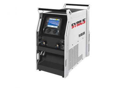 SYRIUS TIG 250 AC/DC Pulse AWI hegesztőgép