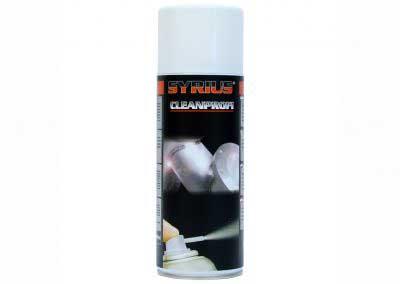SYRIUS CLEANPROFI – Fémtisztitó spray (400ml)