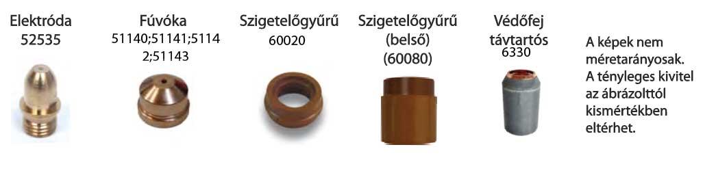 SYRIUS MT 150 gépi plazmavágó pisztoly
