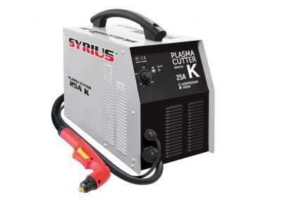 SYRIUS PLASMA CUTTER 25A K inverteres plazmavágó gép