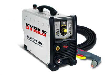 SYRIUS EASYCUT 40 inverteres plazmavágó gép
