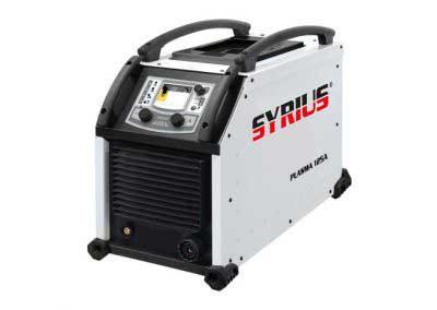SYRIUS PLASMA 125A inverteres plazmavágó gép