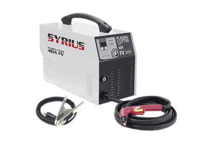 SYRIUS PLASMA CUTTER 40FV inverteres plazmavágó gép