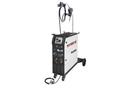 SYRIUS CARPRO 3 karosszéria javító fogyóelektródás (MIG/MAG) hegesztőgép