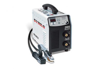 SYRIUS STICK 200E FV (MMA) bevontelektródás hegesztőgép