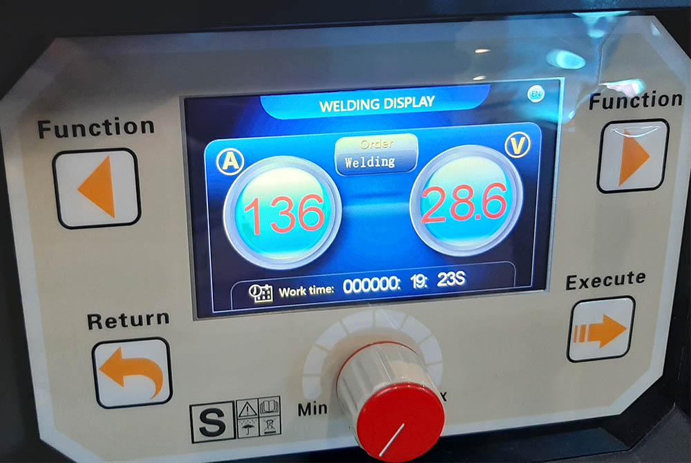 syrius migpulse 352 fogyóelektródás hegesztőgép