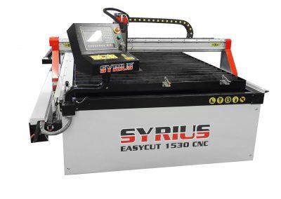 SYRIUS Easycut 1530 CNC plazmavágó asztal