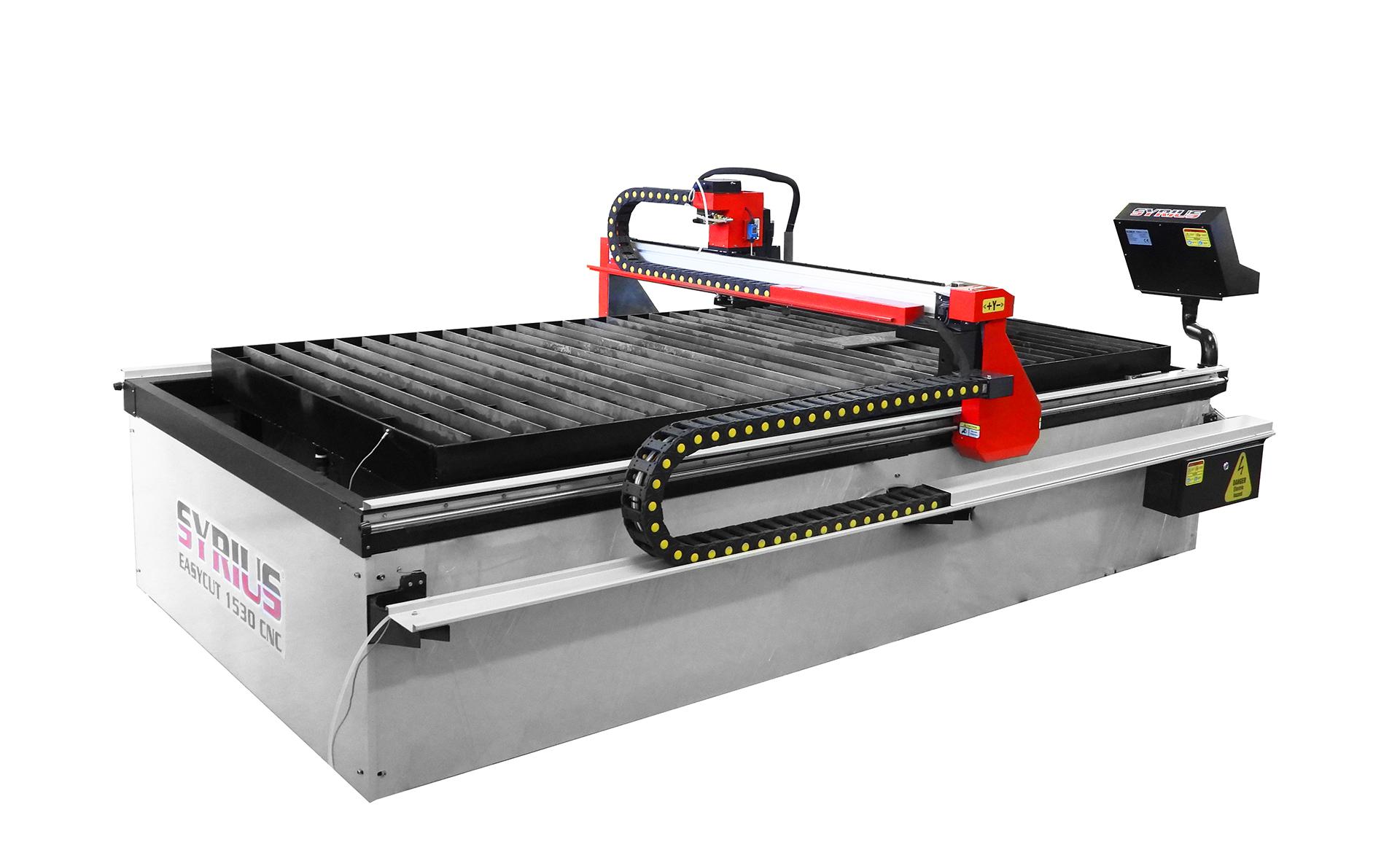 cnc plazmavágó gép easycut 1530