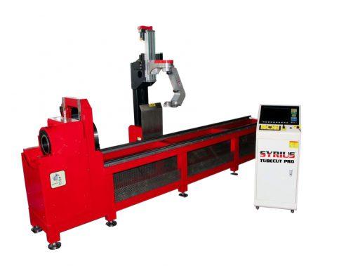 SYRIUS TUBECUT PRO CNC csőprofil plazmavágó gép