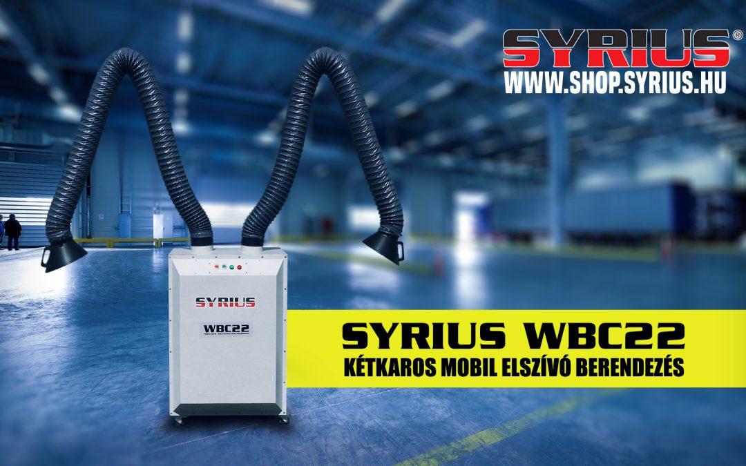 Mobil füstelszívó berendezések – SYRIUS TECH Kft.