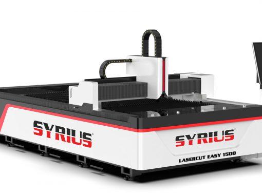 SYRIUS LASERCUT EASY CNC lézervágó asztal