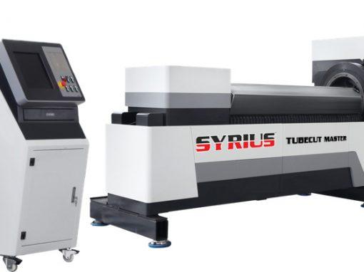 SYRIUS TUBECUT MASTER CNC cső- és zártszelvény plazmavágó gép
