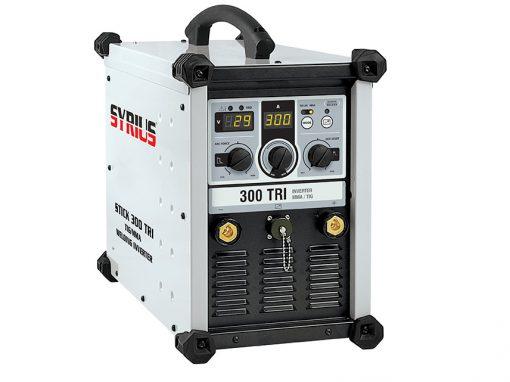 SYRIUS STICK 300 TRI (MMA) bevontelektródás hegesztőgép