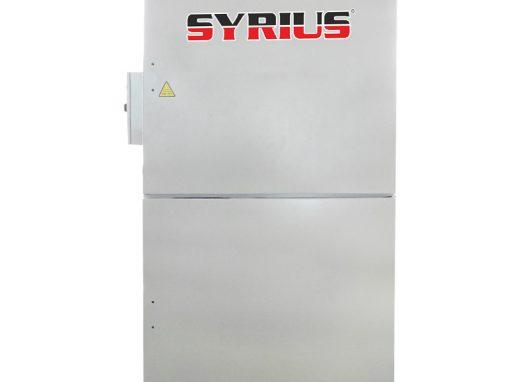 SYRIUS plazmavágó füst- és porelszívó